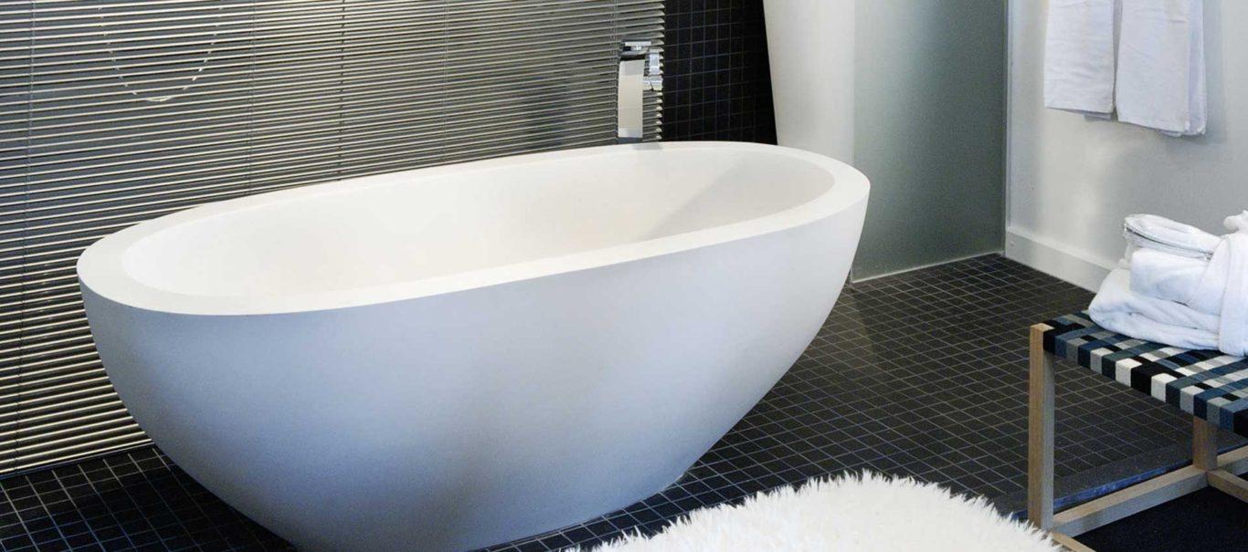 hotelsuite 01 xxl manna nijmegen - bathroom