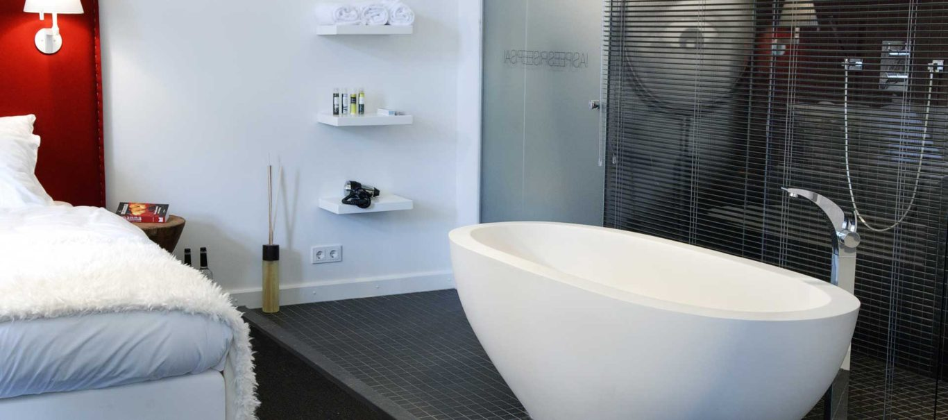 badkamer - hotelsuite 04 xl manna nijmegen
