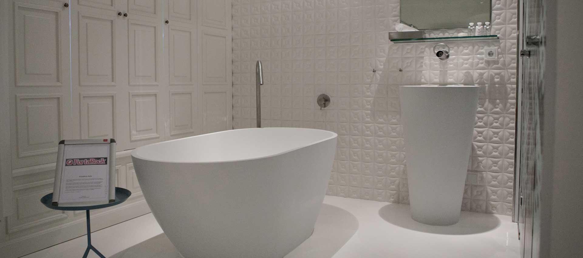 suite 07 L fortarock hotel manna nijmegen badkamer