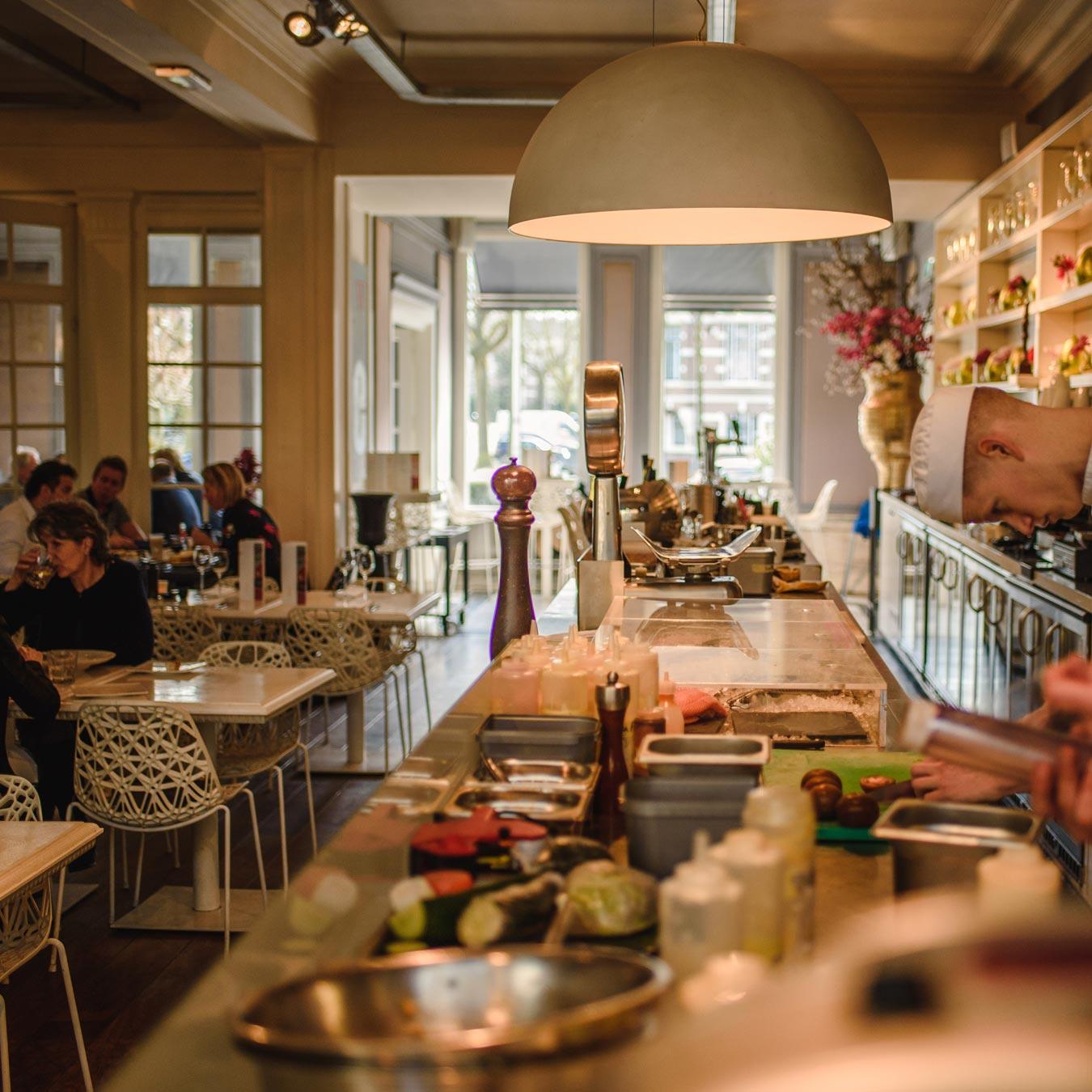 manna nijmegen restaurant