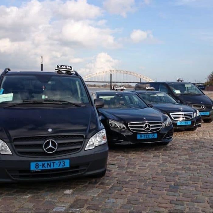 taxi centrale nijmegen waalkade