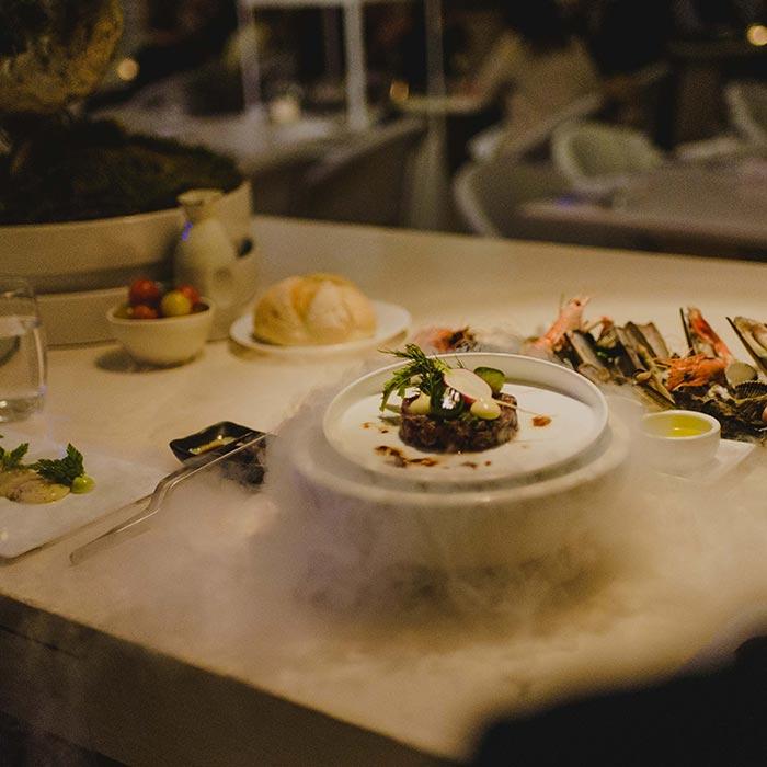 gerecht fishbar visrestaurant nijmegen