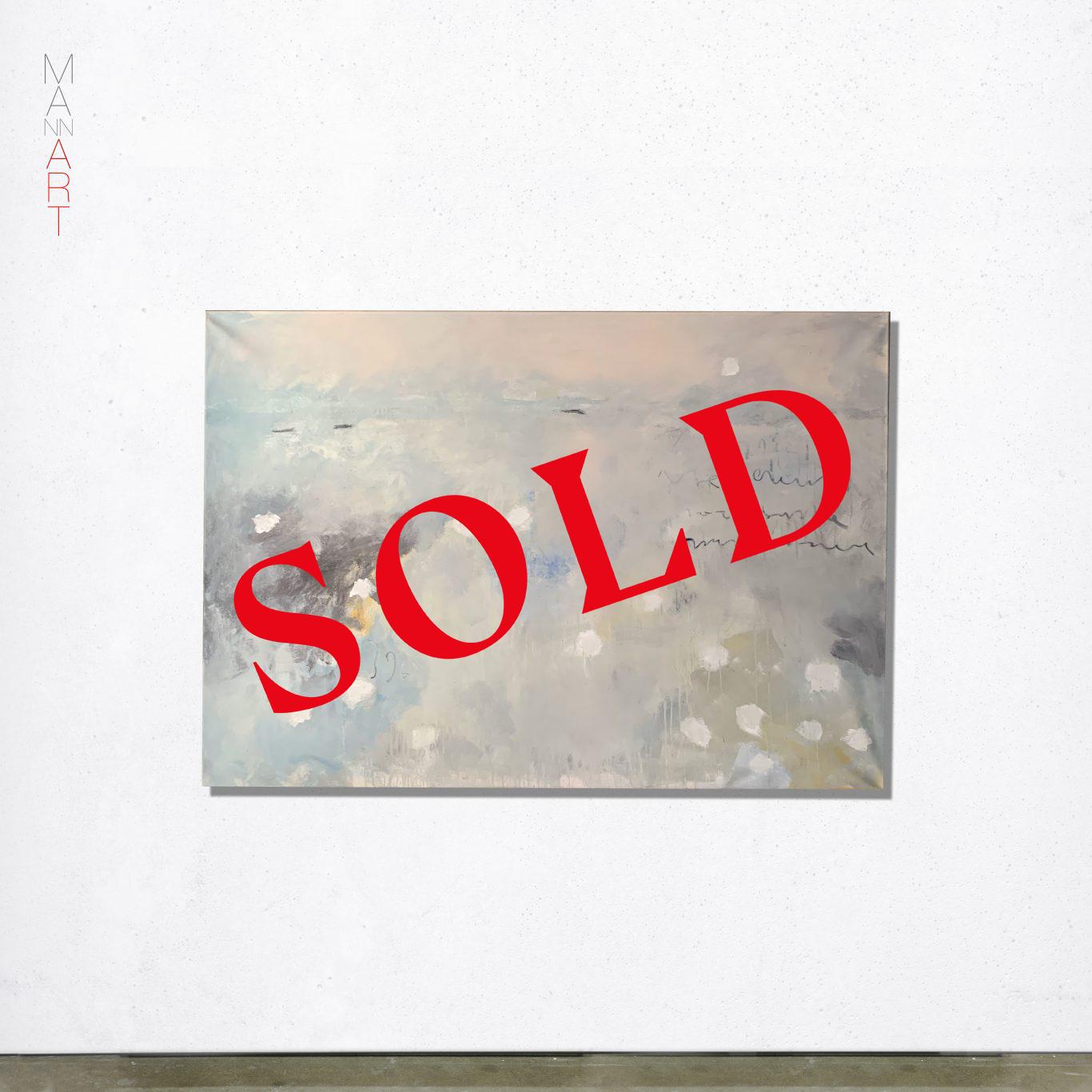 MANNA Art Saudade 2 / Summer rain 2 - Sold