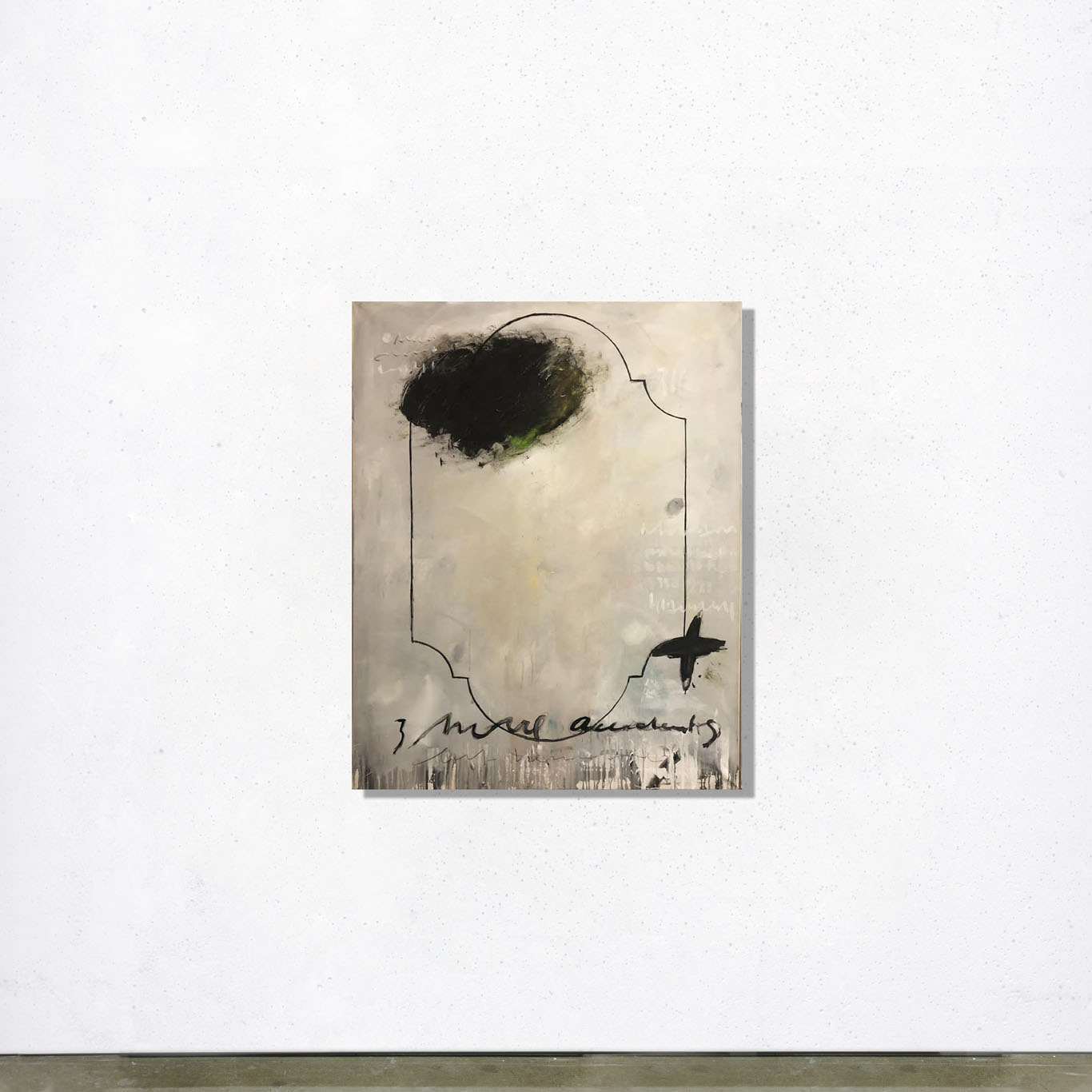MANNA Art Black Cloud +