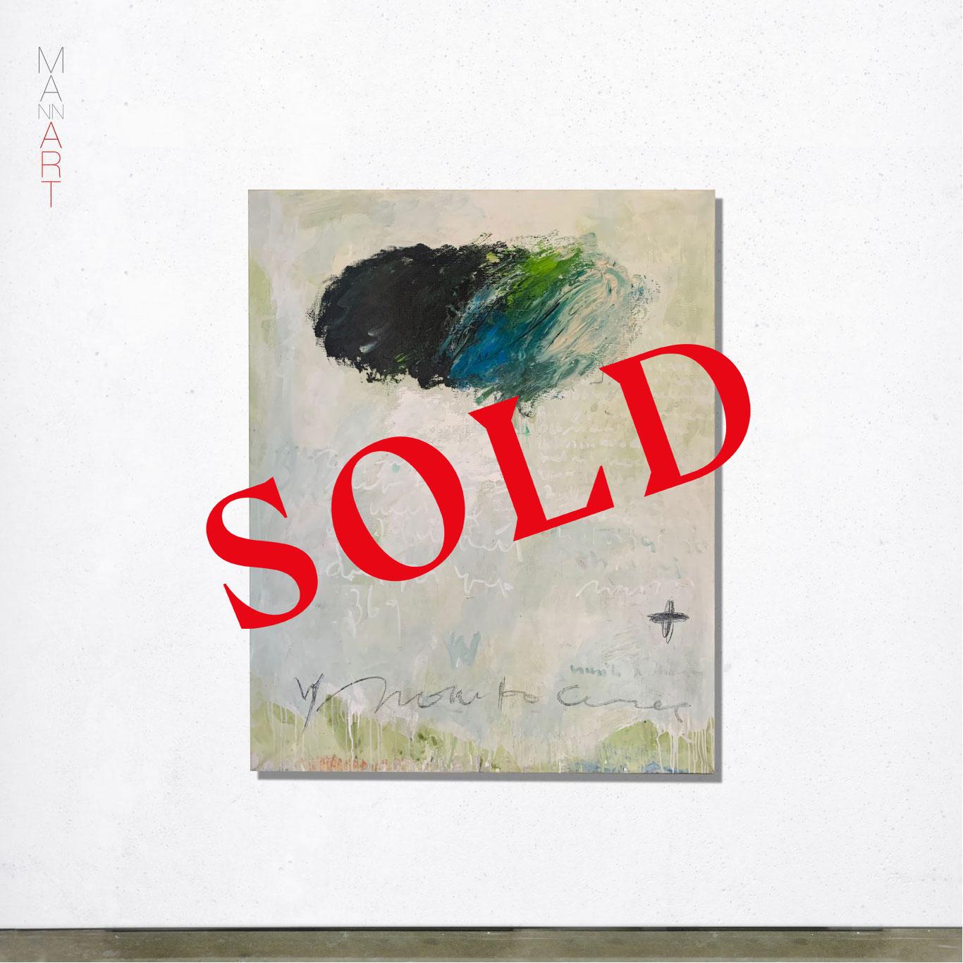 MANNA Art Bigcloud - Sold
